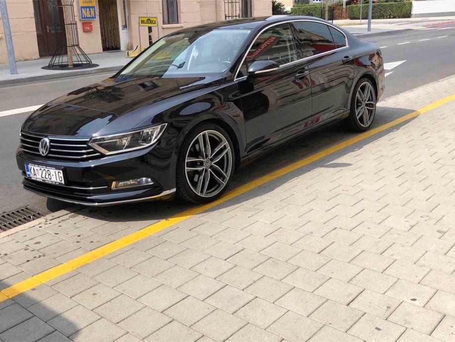VW Passat 2,0 TDI DSG