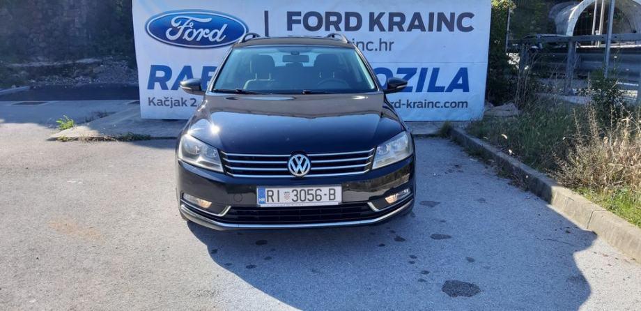 VW Passat 2,0 TDI karavan