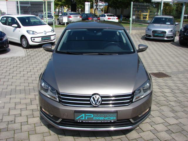 VW Passat 2.0TDI DSG Comfortline