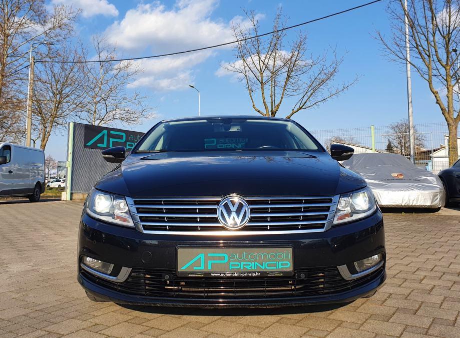 VW Passat CC 2.0TDI DSG Bluemotion Tehnology