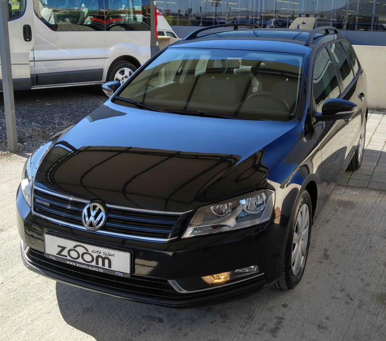 VW Passat Variant 1,6 TDI BMT, 2014 God