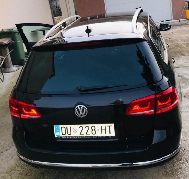VW Passat Variant 1,6 TDI, 2012 God