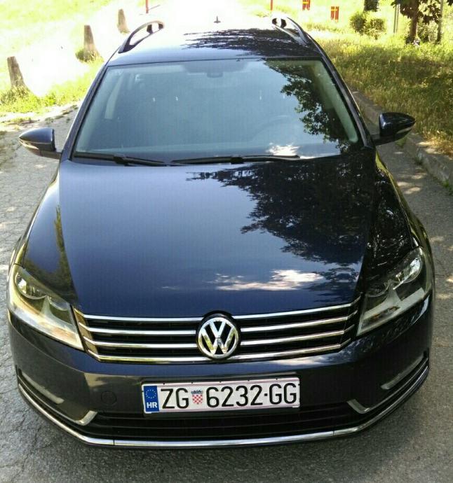 VW Passat Variant 1,6 TDI COMFORTLINE, 2011 God