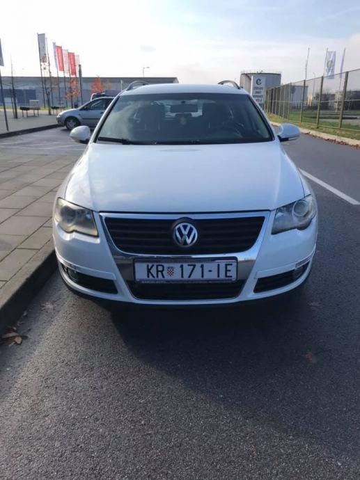VW Passat Variant 1,9 TDI REG 12/2020, 2006 God