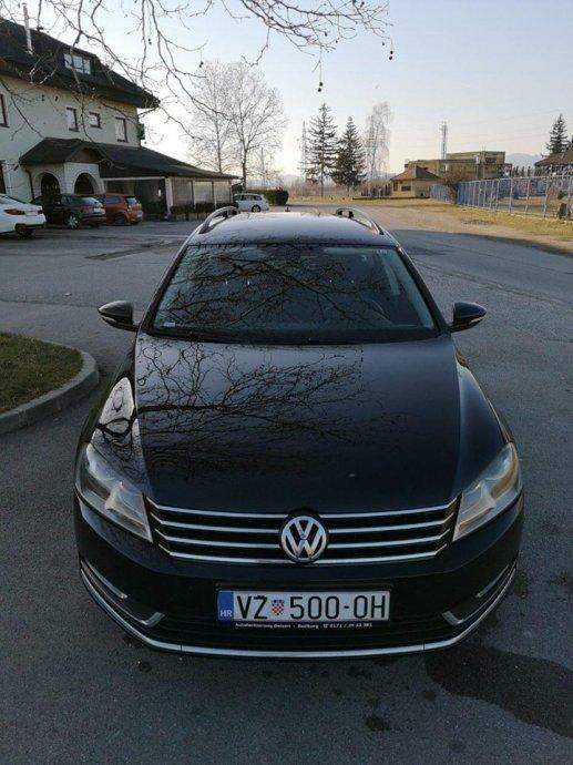 VW Passat Variant 2,0 TDI BlueMotion