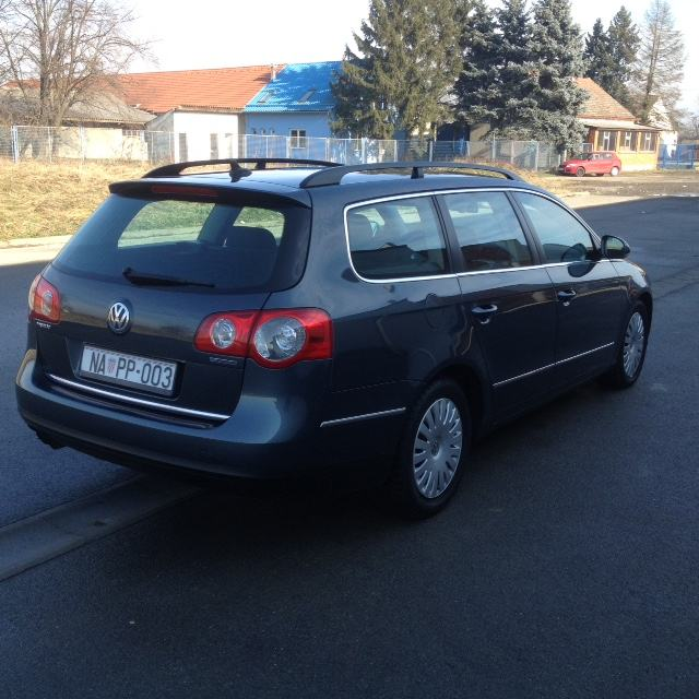 VW Passat Variant 2,0 TDI, 2009 God
