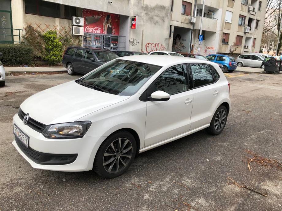 VW Polo 1,2 TDI - bez dodatnih ulaganja / registriran godinu dana