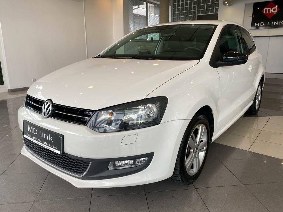 VW Polo 1,2 TDI Match