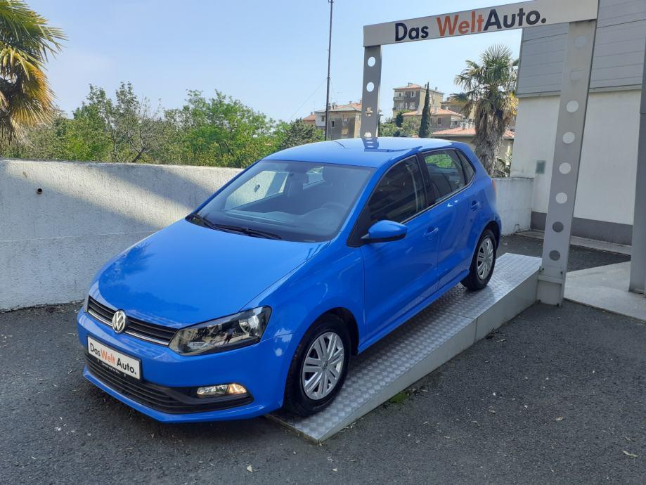 VW Polo 1,2 TSI BMT Family
