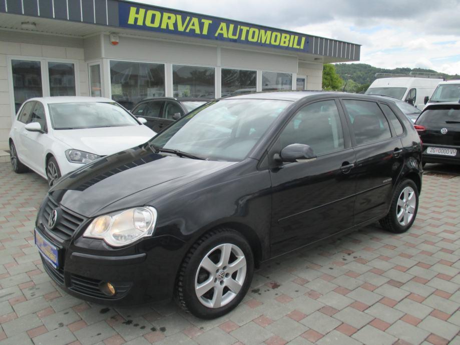 VW Polo 1,2 United; Aut.kli.; Tempo; Park.senz.; Gri.sje.; Alu 15'';..