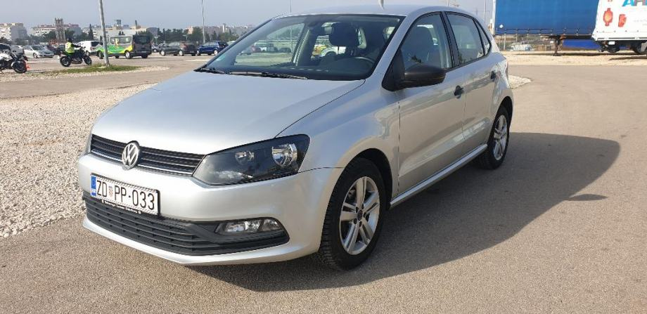 "VW Polo 1,4 TDI BMT, ""AKCIJA"", TEMPOMAT, AUTOMATSKA KLIMA, START/STOP"