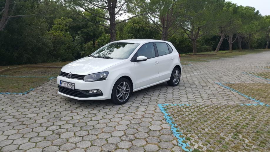 VW Polo 1,4 TDI BMT / TVORNICKO JAMSTVO / DVA SETA GUMA I FELGI