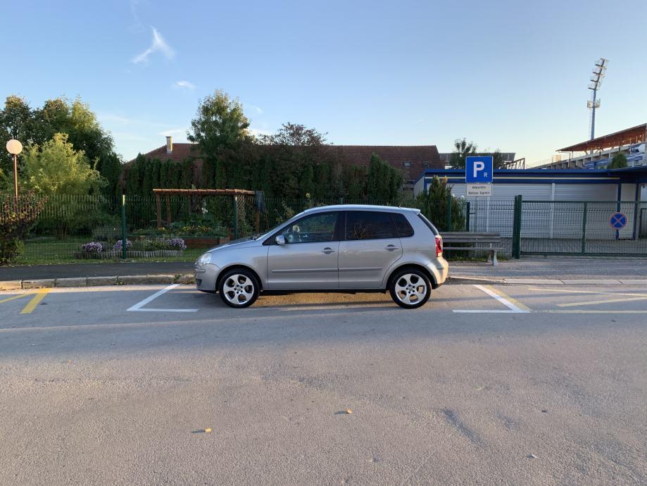 VW Polo 1,4 TDI - UNITED
