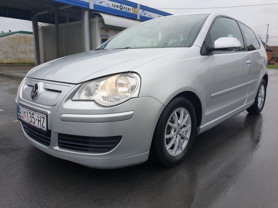 VW Polo 1,4 TDI, euro5, Sportline, servisna, bluetooth ,reg11/20