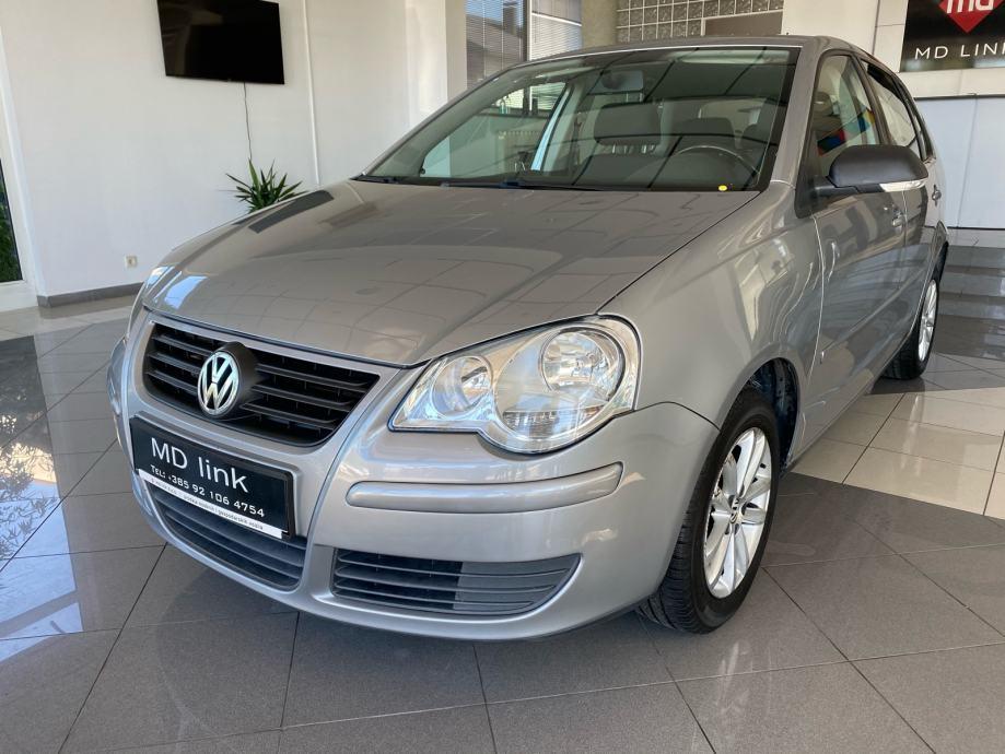VW Polo 1,4 TDI United