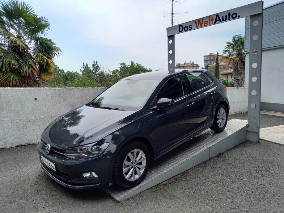 VW Polo 1.6 TDI Highline