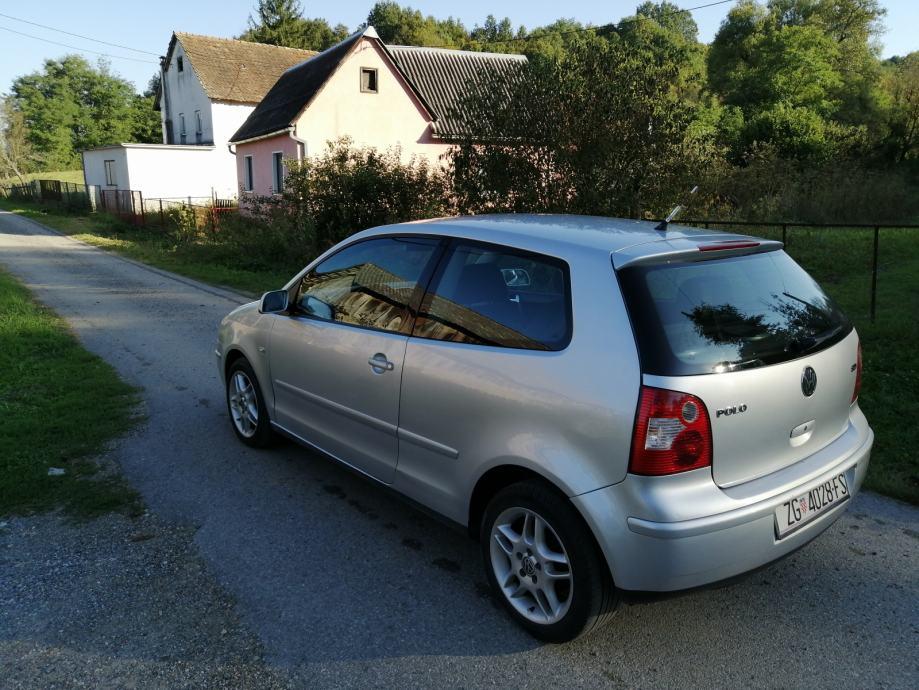 VW Polo 1,9 SDI reg. 07/20