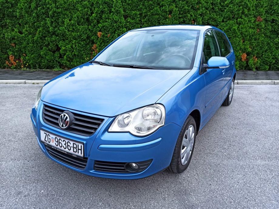 VW Polo 1,9 TDI - Comfortline *** 74 kw / 100 ks ***