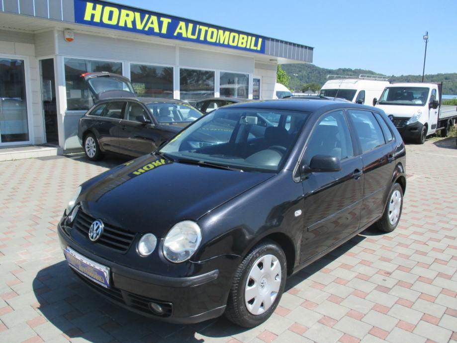VW Polo 1,9 SDI; Klima; El. paket; Radio CD/MP3..
