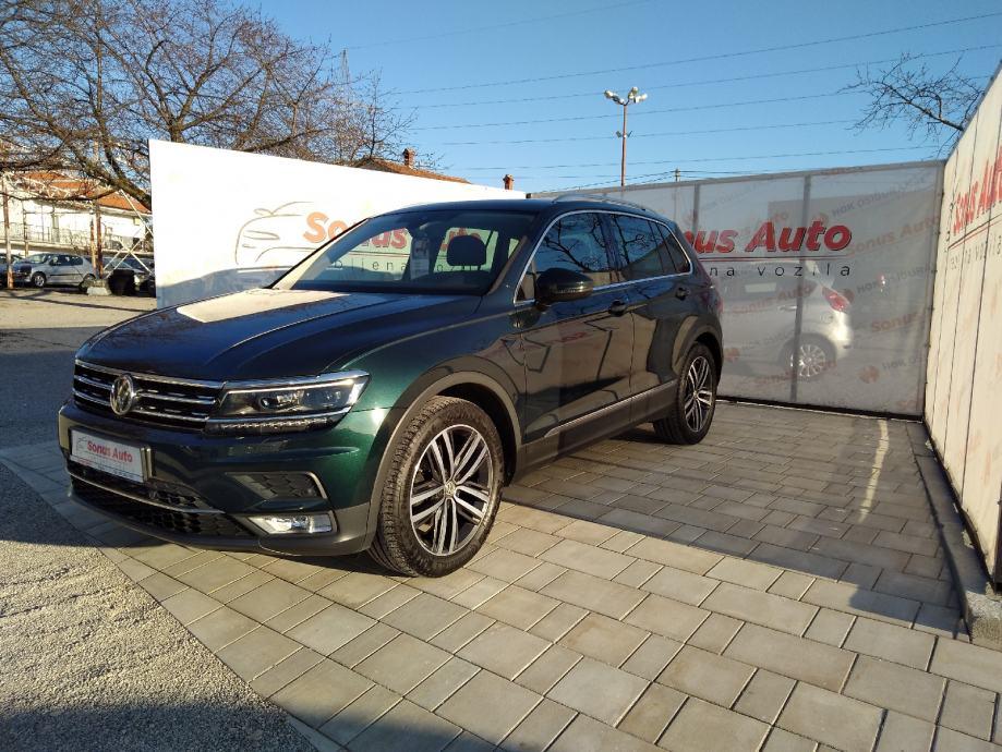 VW Tiguan 2,0 TDI DSG/VIRTUAL/ACC/NAVI/XENON/JAMSTVO 12 mjeseci