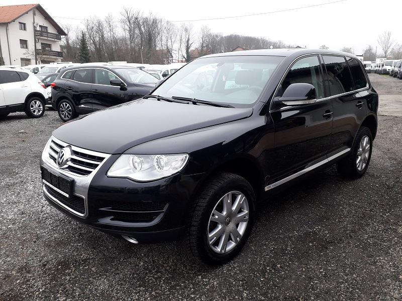 VW Touareg 2,5 R5 TDI*174ks*Klima*Tempomat*Reg:11/2020