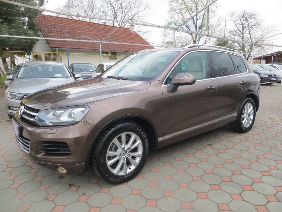 VW Touareg 3,0 V6 TDI BMT,Automatik,239Ks,1Vl,Full Oprema,Top Stanje,