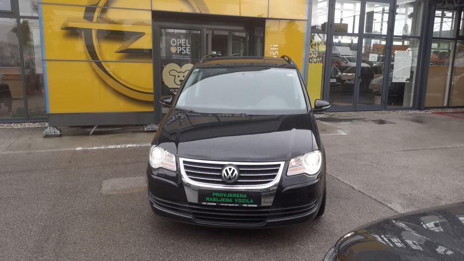 VW Touran 2.0 TDI 103kw - Provjerena rabljena vozila!