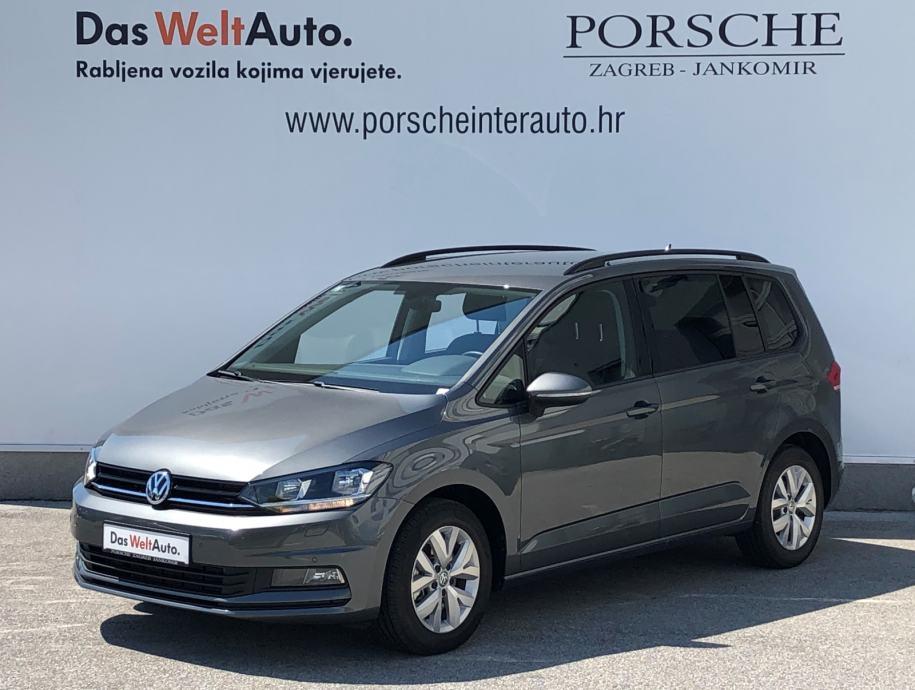 VW Touran 2,0 TDI Trendline (GRIJANJE SJEDALA, TEMPOMAT, P. SENZORI)