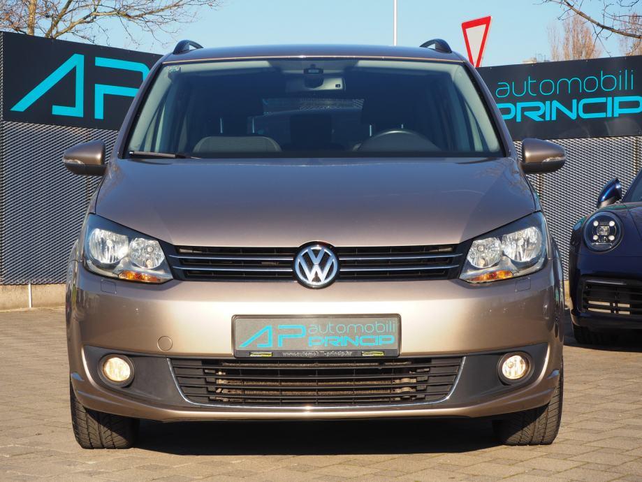VW Touran 2.0TDI Comfortline