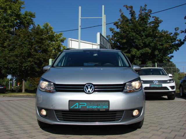 VW Touran 2.0TDI DSG Automatik Comfortline