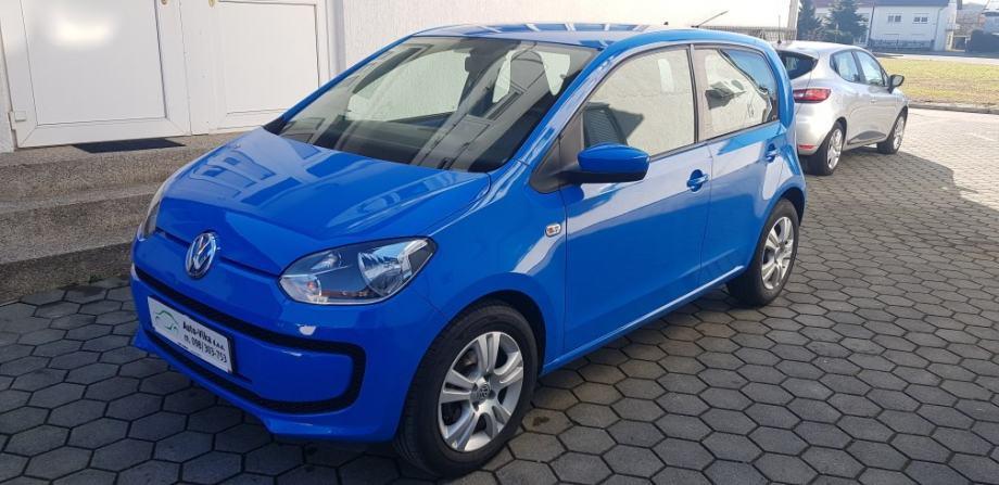 VW Up! 1.0,prvi vl,nema pristojbe,navigacija,garancija
