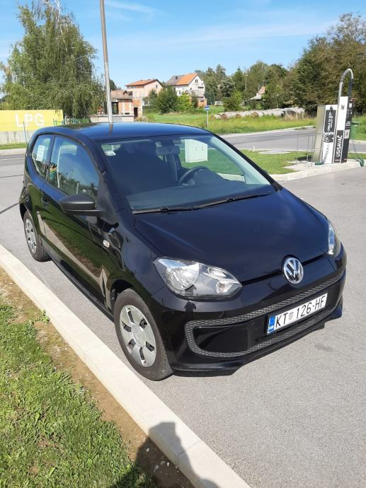 VW Up! 1,0 up!
