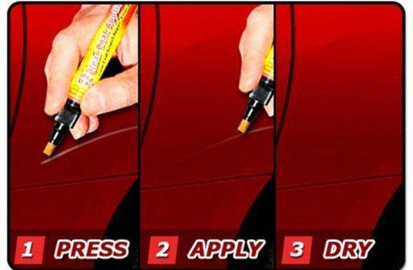 Fix It Pro Magična Olovka Za Uklanjanje Ogrebotina Na Autu Marker