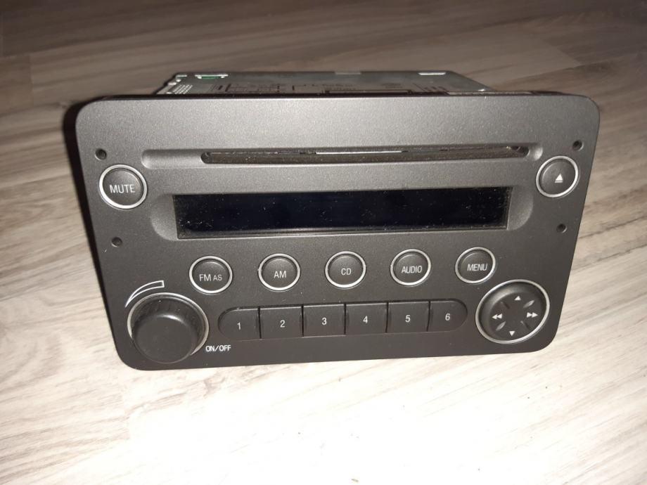 Alfa Romeo original radio