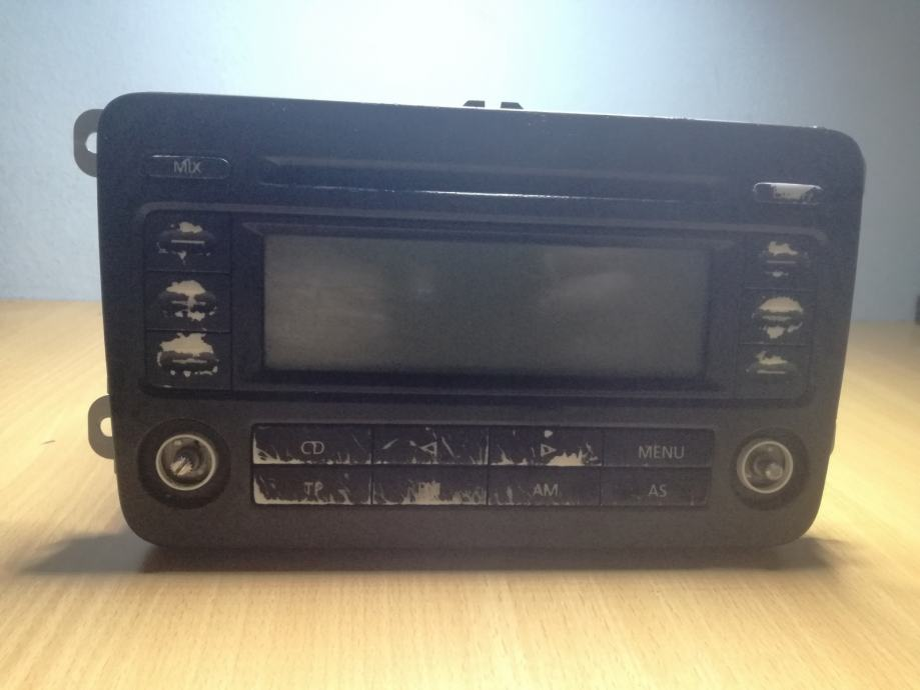 AUTO RADIO RCD 300
