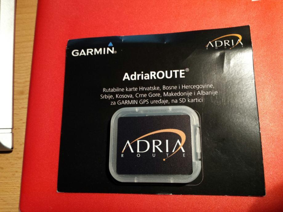 Adriaroute 4 30 Nt 2014 Karte Za Garmin Novo
