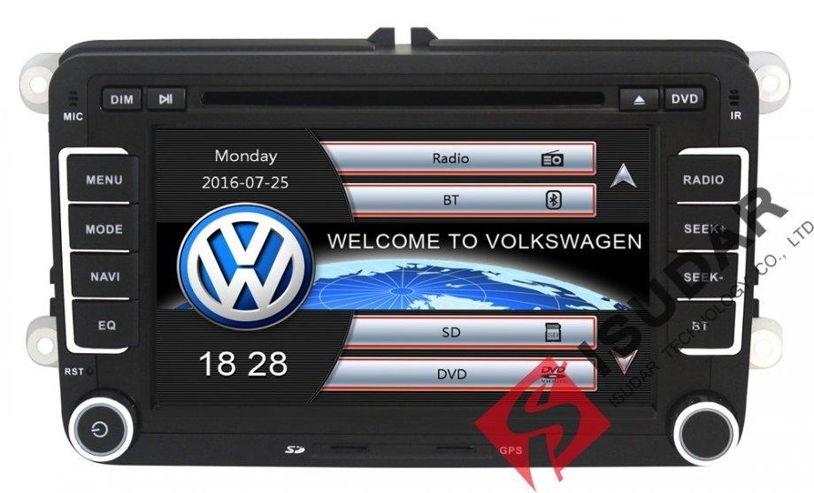 Navigacija RNS 510 za VW Multimedija GPS Bluetooth , NOVO, NA RATE