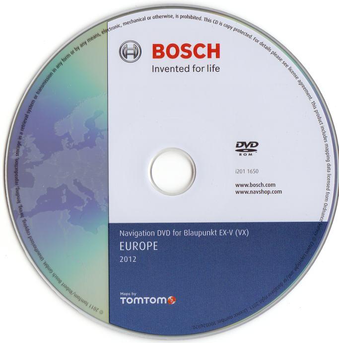 VOLKSWAGEN NAVIGACIJSKI DVD RN-S2/MFD2 2019 EU