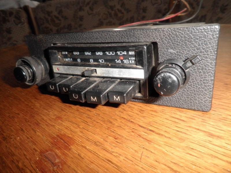 AUTO RADIO SHENON-retro