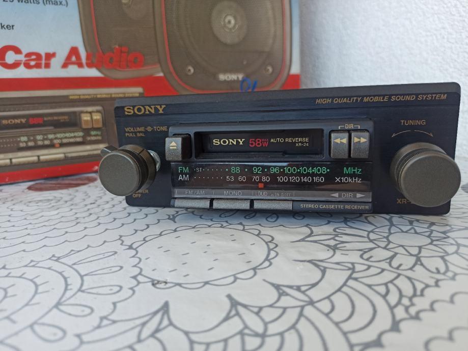 Sony kazetar za oldtimere