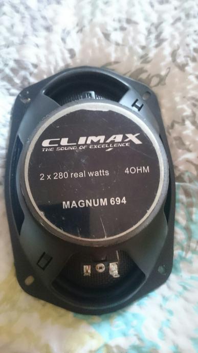 Auto zvučnici Climax 2x280 W