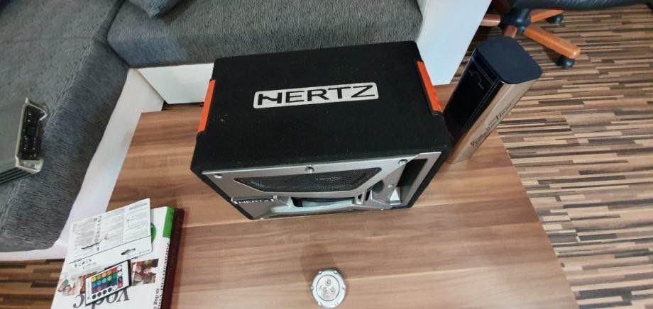 Subwoofer HERTZ Energy EBX 200.5