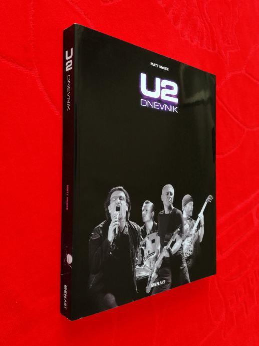 U2 DNEVNIK • Matt McGee