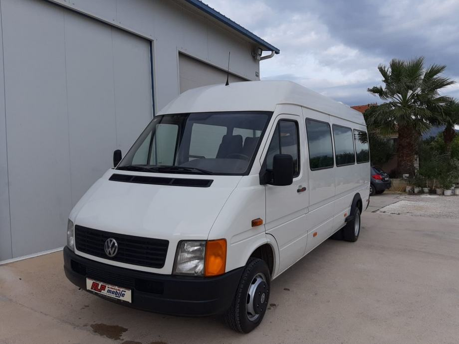 VOLKSWAGEN LT 46 2.8 TDI-KLIMA-MINI BUS 15+1-TOP STANJE!, 2005 god.