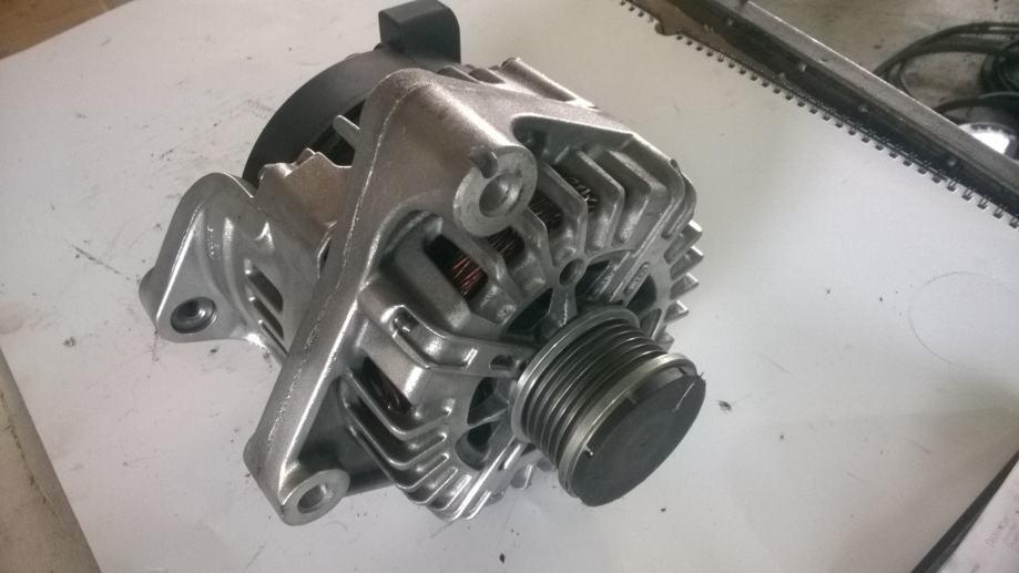 Alternator Bmw 518D 520D 525D, X3 2.0 D  8507625    220A