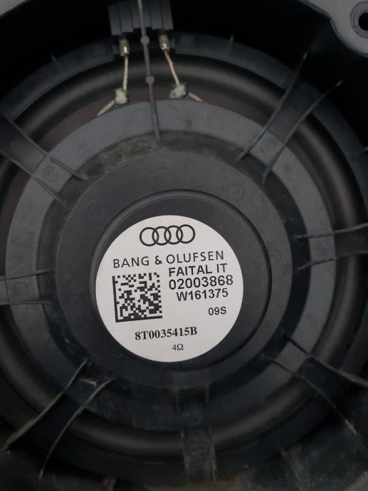 Audi a4 8k a5 8t BANG & OLUFSEN zvucnici