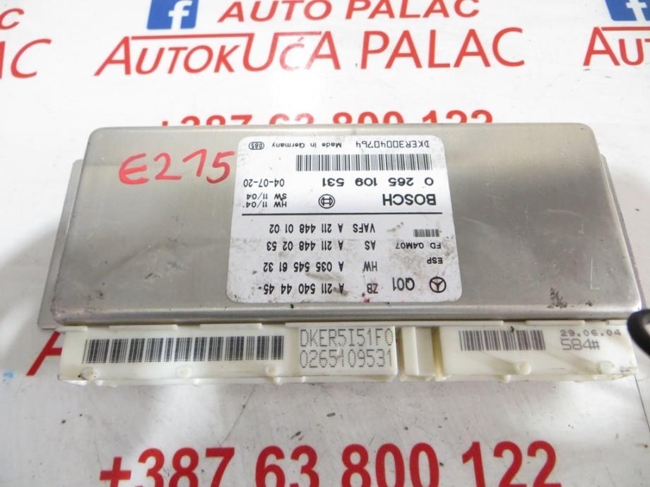 ESP MercedesW211A2115404445E215