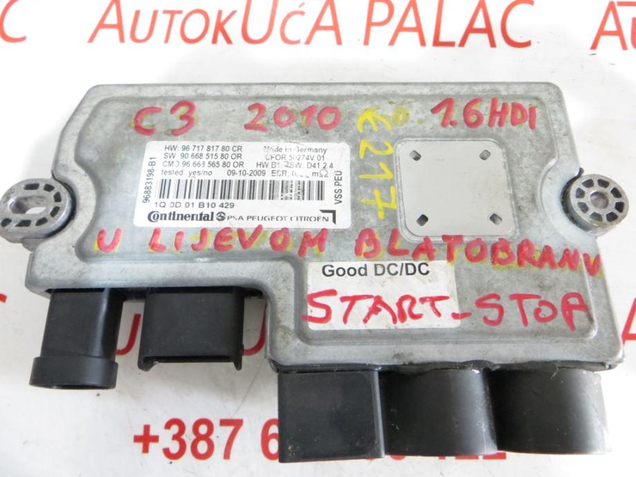 START-STOP CitroenC320109671781780E217