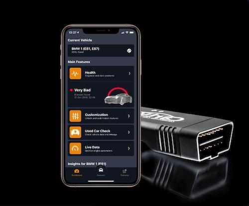 Univerzalni Carly® adapeter+trajna licenca za sva vozila