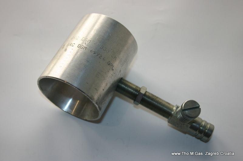 Autoplin prirubnica univerzalna fi.62 mm (95046)